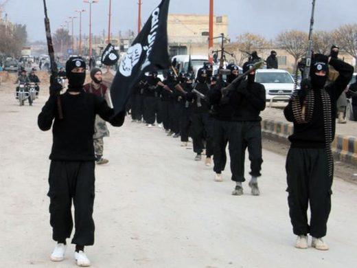 ISISテロリスト