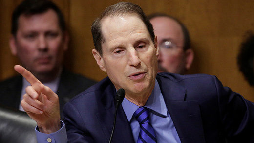US senator calls Russian govt 'fascist,' embassy shoots back US Senator Ron Wyden (D-Oregon)