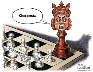hillary checkmate