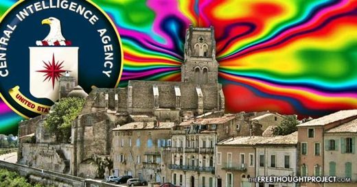Declassified: CIA poisoned entire town with LSD in massive mind-control experiment