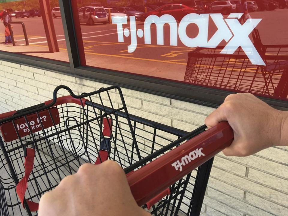 Although stores are closed, TJ Maxx continues to pay employees in