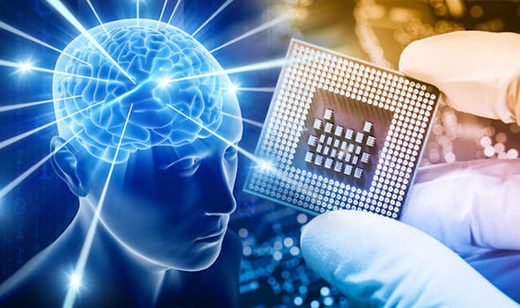 brain implantable microchips