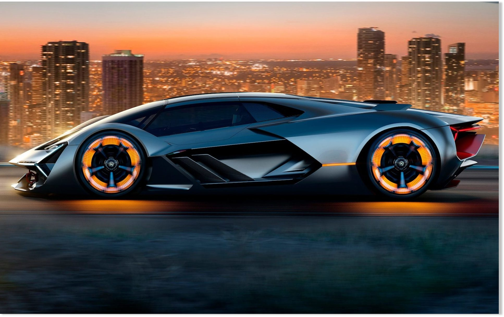 Lamborghini Creates World S First Self Healing Sports Car Science Amp Technology Sott Net
