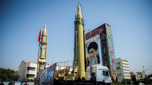 Iran missile defense