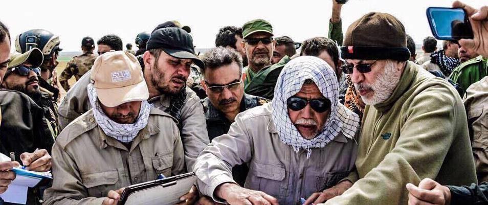 Meet the multi-confessional IRAQI (not Iranian) Popular