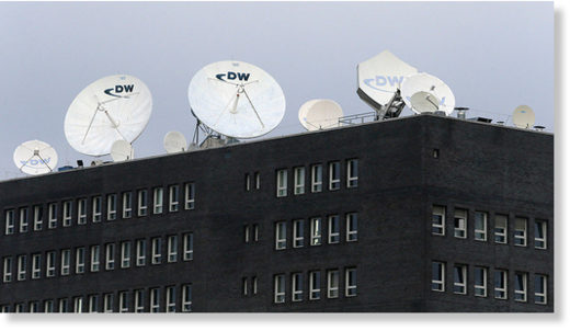 dw office berlin