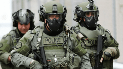 police state military