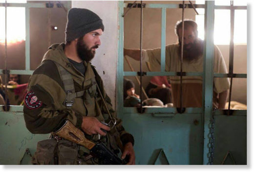 Prison for ISIS fighters