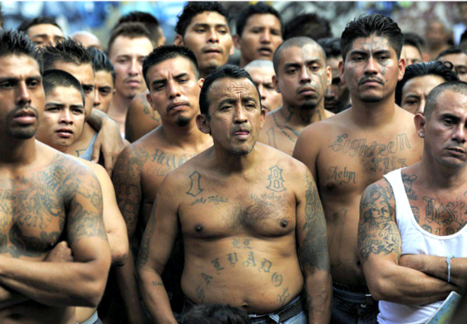 MS-13 members: Trump makes the gang stronger - CNN