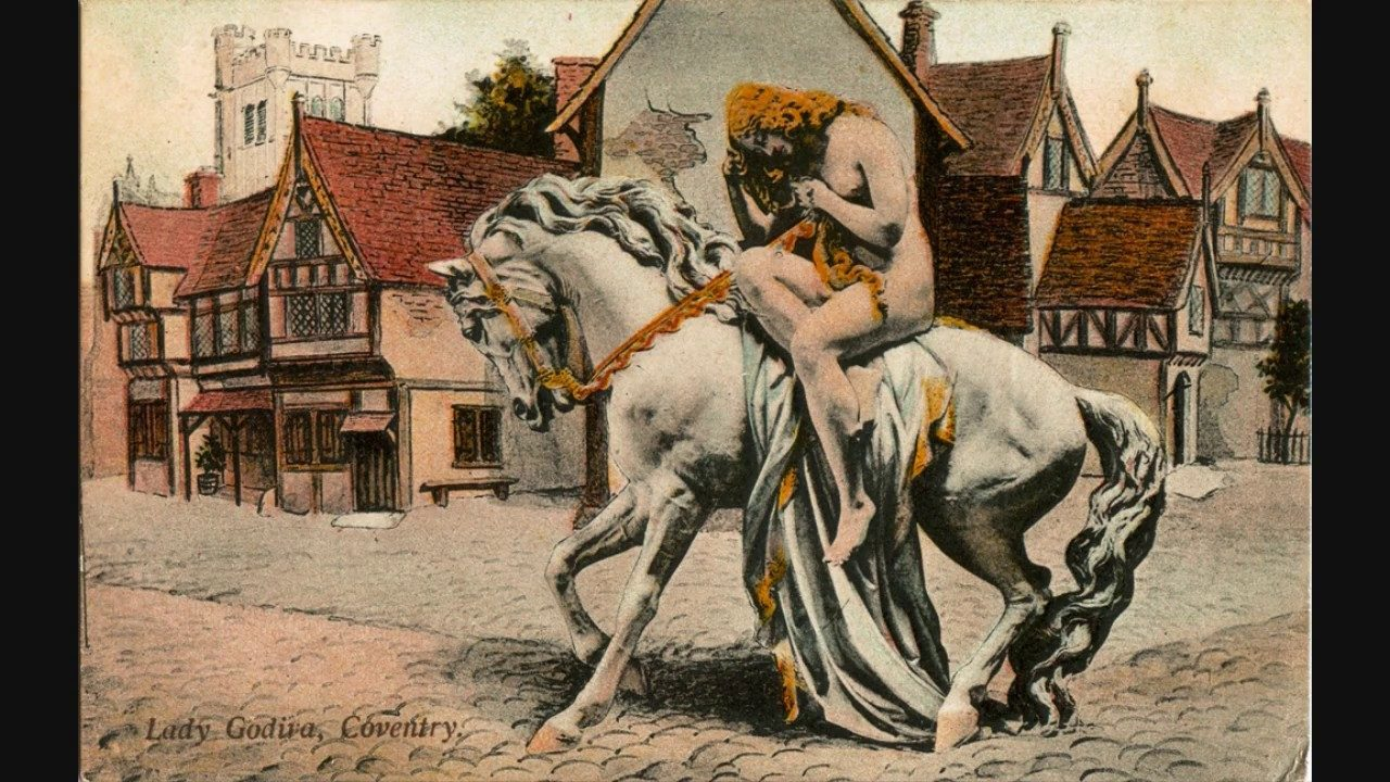 Lady Godiva of Coventry - Wikipedia