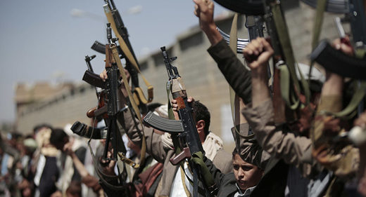 Houthi rebels