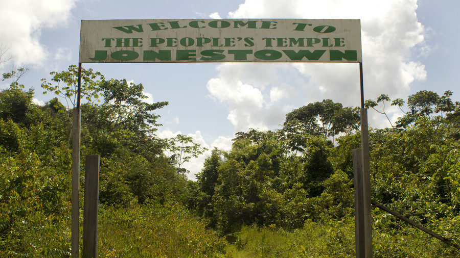 peoples temple