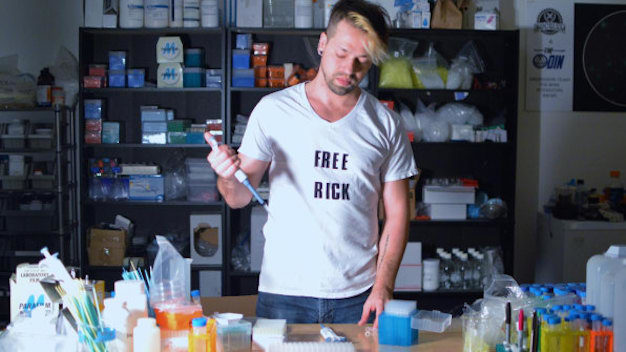 Reckless and unregulated: Biohackers are using CRISPR to edit their