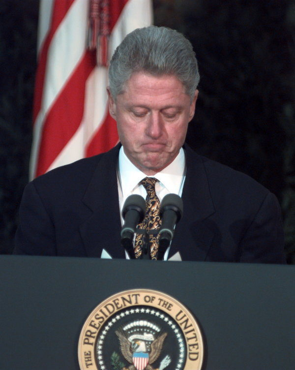 Was Kenneth Starr right? Should Bill Clinton have been ...