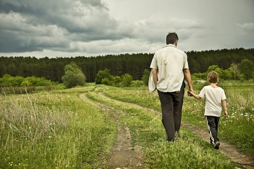 "Children suffer without dad: ""The father plays an important role"""