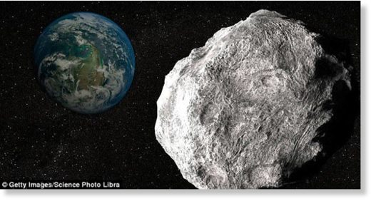 A giant 3-mile (5 km) wide asteroid named 3200 Phaethon