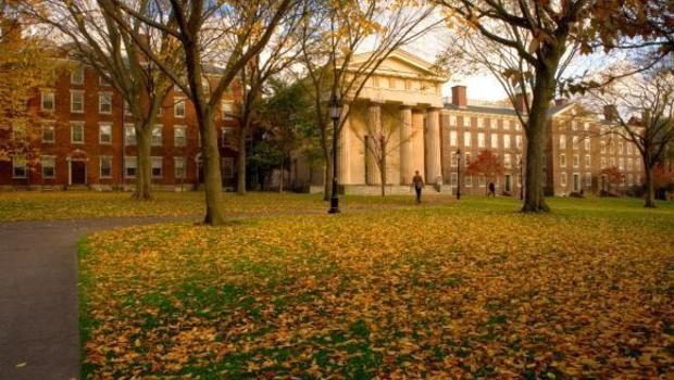 Brown University School Colors