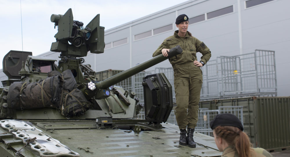Norway Armed Forces Colonel Says Women In Army Result In