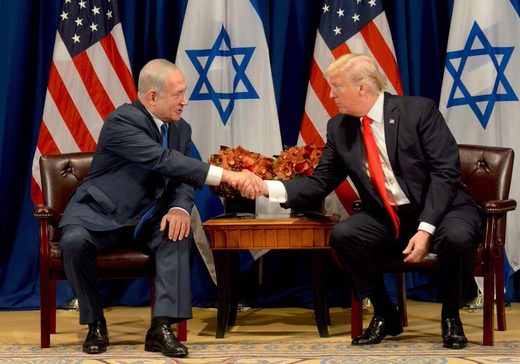 Netanyahu and Trump