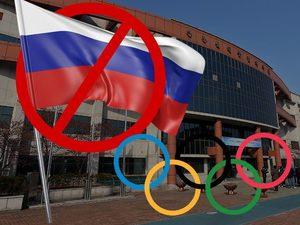 russia ban olympics