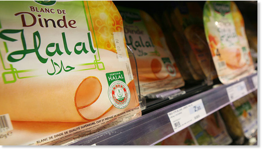 French court orders Paris halal grocery store to shut down