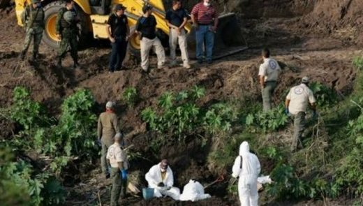 3,000 bodies found at Mexican drug cartel extermination site