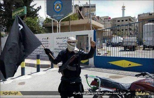 ISIS#1ウェスタンバックドッグ