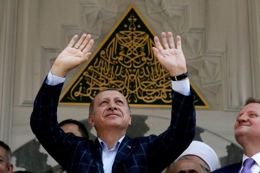 Turkey is no longer a US ally erdogan islam
