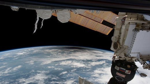 Out of this world: ISS astronaut captures stunning images of meteorite above Mexico (VIDEO)