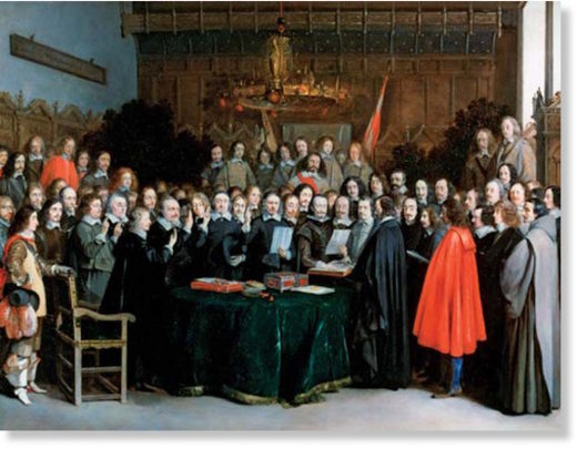 Peace Treaty of Westphalia
