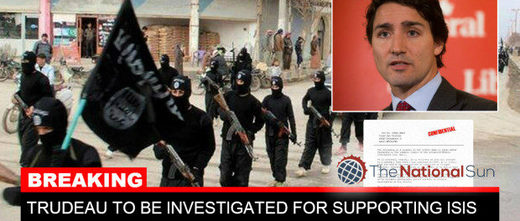 Is Trudeau Off His Rocker? Canadian PM Wants to 'Reintegrate' ISIS Terrorists Into Society