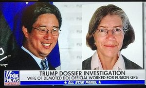 Bruce Nellie Ohr Fusion GPS Trump dossier