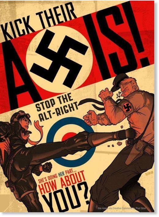 antifa poster