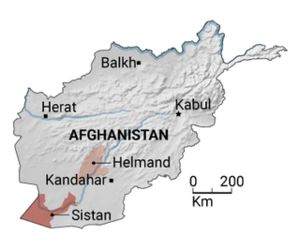Mapping Afghanistan's archaeological riches​