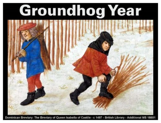 Groundhog Year