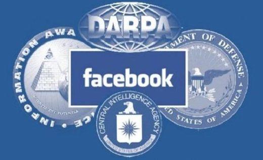 facebook cia darpa fbi