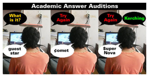 Answer Auditions