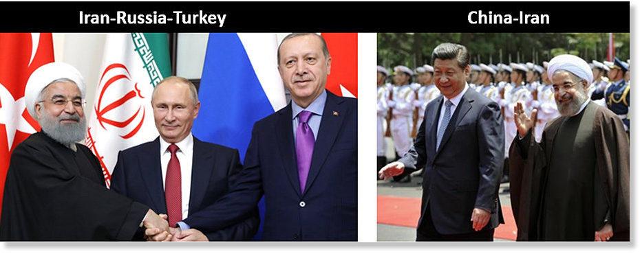 Afbeeldingsresultaat voor het geopolitike spel om idlib