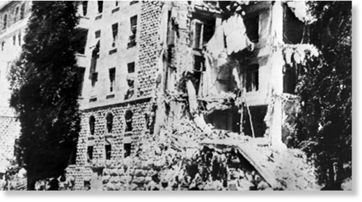 king david hotel attack 1946