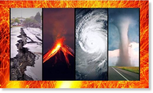 global natural disasters