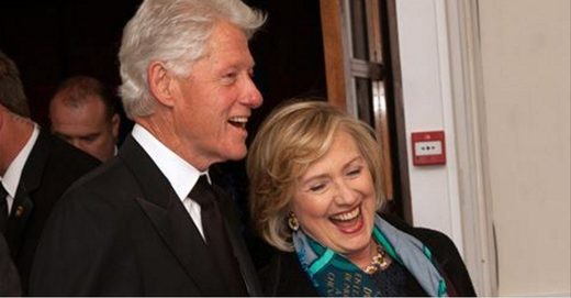 bill and hill clinton