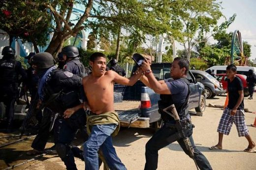 mexican arrest