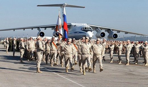 Russia army military