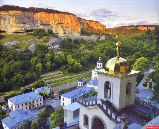 Monastery Crimea