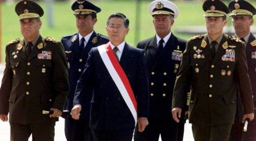 Drugs and corruption: How US money propped up former Peruvian president Fujimori