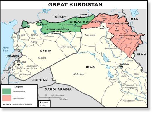 Greater Kurdistan