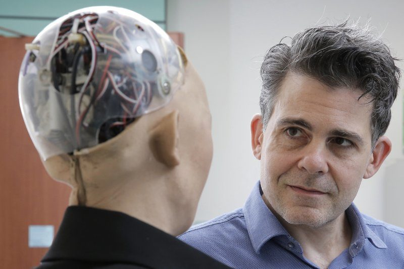 Robotics Creator Of Sophia Crafting Humanoid Social Robots