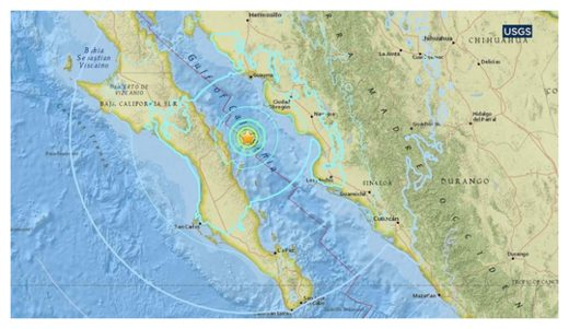 Loreto Earthquake