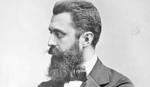 Theodor Herzel Zionism zionist