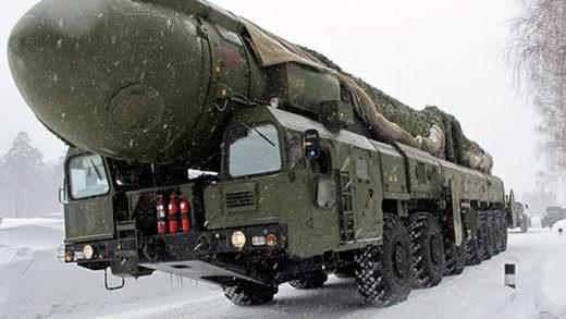 Iskander-M  tactical missile system